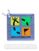 GC Logo Travel Tag