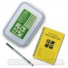 Groundspeak Officielen Geocache with Logbook en Pencil - Big