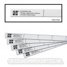 Groundspeak Nano Log Strips - 5 Pack