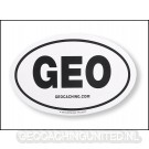 GEO (geocaching.com) Sticker
