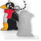 Penguin Traveler tag