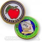 Teacher Geocoin