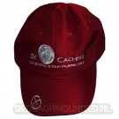 Geocaching Hat - World - Red