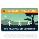 Groundspeak Premium Membership - 12 Months