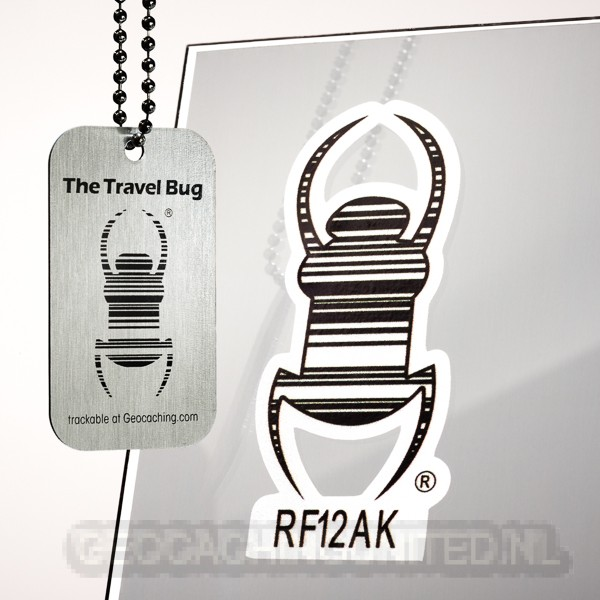 Vehicle Travel Bug Decal
