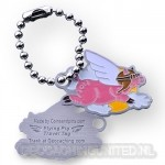 Flying Pig Tag