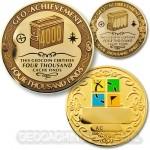4000 Finds Geo-Achievement set