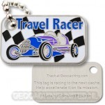 Travel Racer Antique Blauw