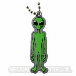 Alien Travel Tag