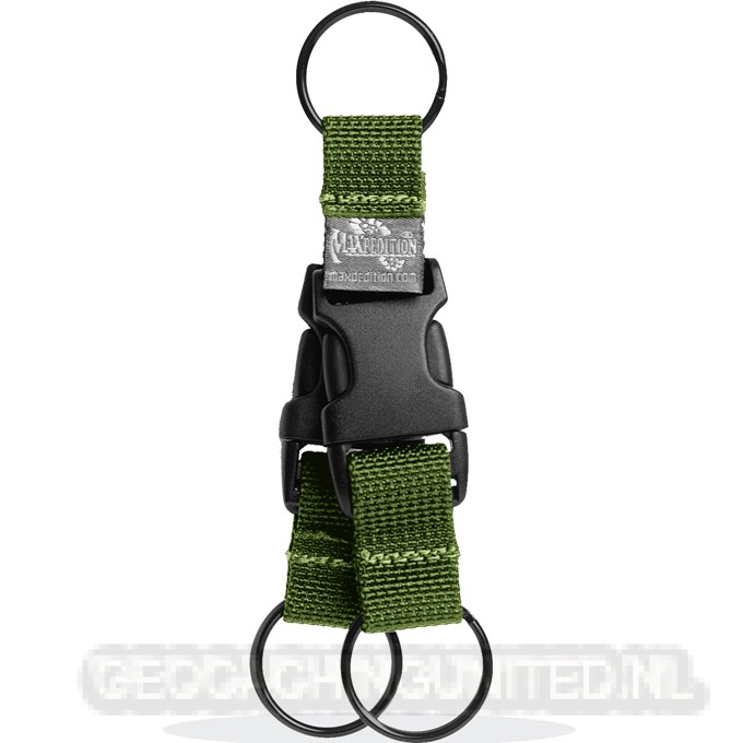 MAXpedition TRITIUM™ KEY RING - Green