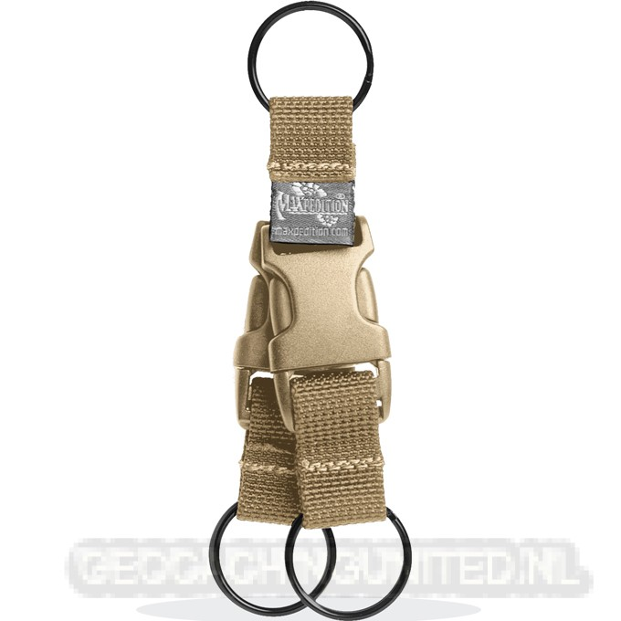 MAXpedition TRITIUM™ KEY RING - Khaki
