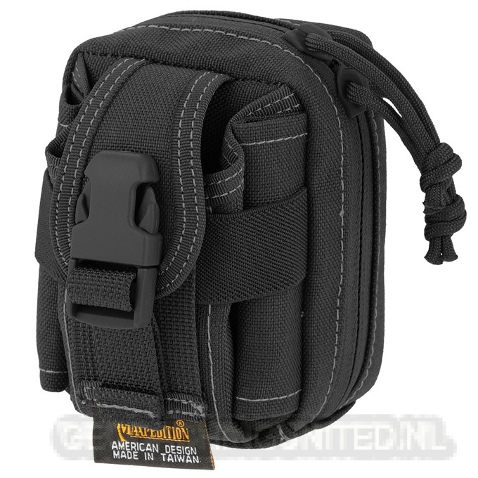 MAXpedition ANEMONE™ Pouch - Black