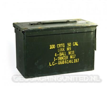 Ammo Box large - Front