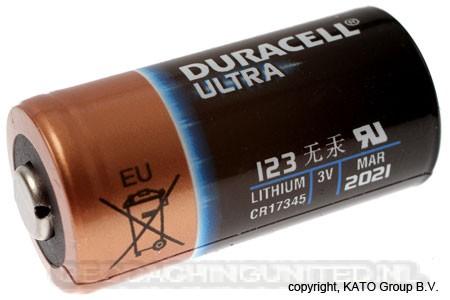 Duracell DUCR123A
