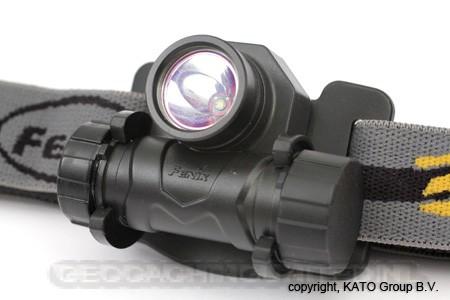Fenix HL21XP-E R2 LED Hoofdlamp - Zwart