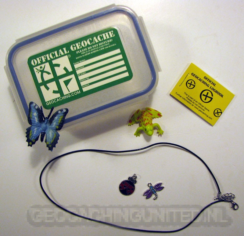 Kids Geocache Set - Girls
