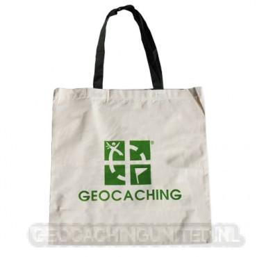 Geocaching Logo Tote Bag - Green