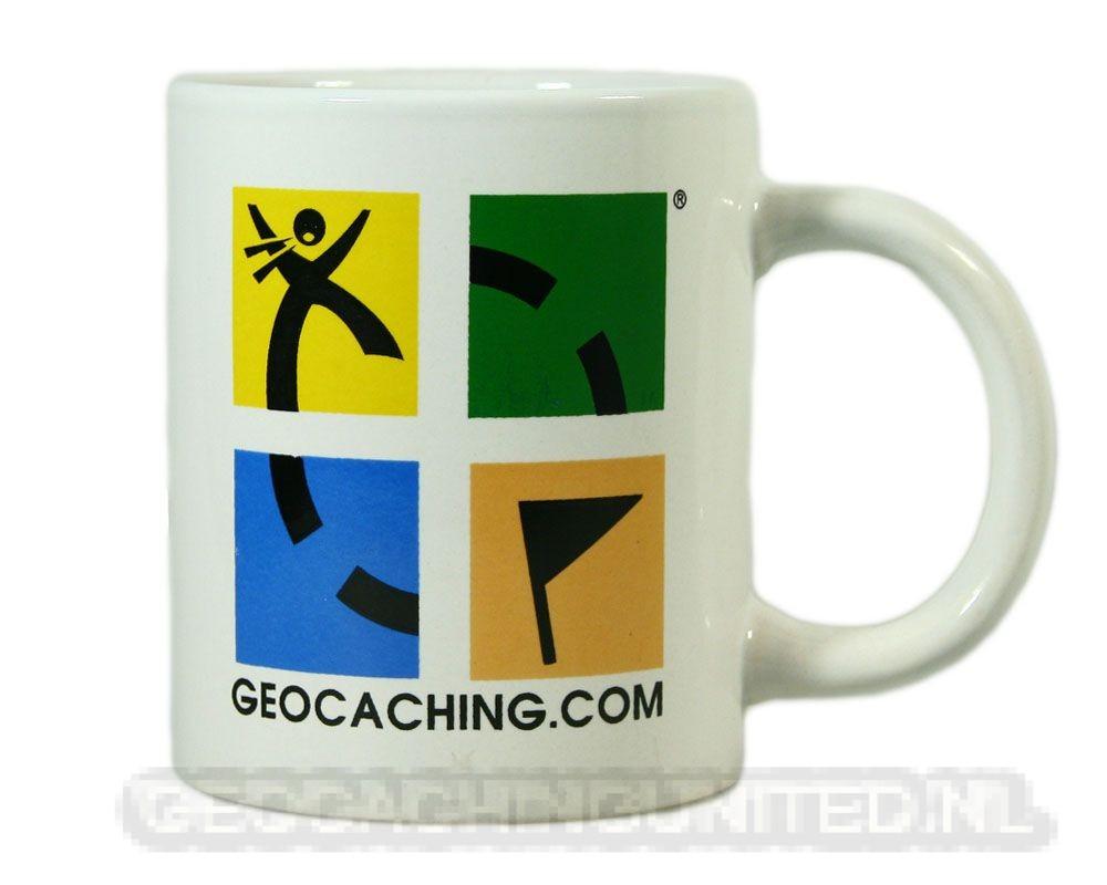 Mug - Geocaching.com Logo