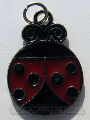 Lente (Lieveheersbeestje) - Rood