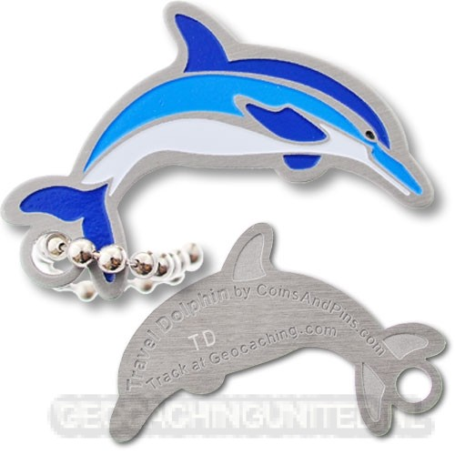 Travel Dolphin tag