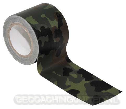 Duck Tape Camo
