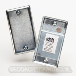 Utility Plate Cover Cache (Tricky Caches)
