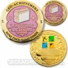 9000 Finds Geo-Achievement set