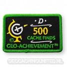 Patch 500 Finds Geo-Achievement