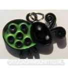 Lente (Lieveheersbeestje) - Groen