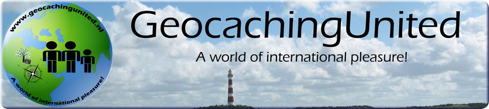 Welcome to our GeocachingUnited shop!