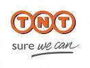 Wij versturen met TNT Post.