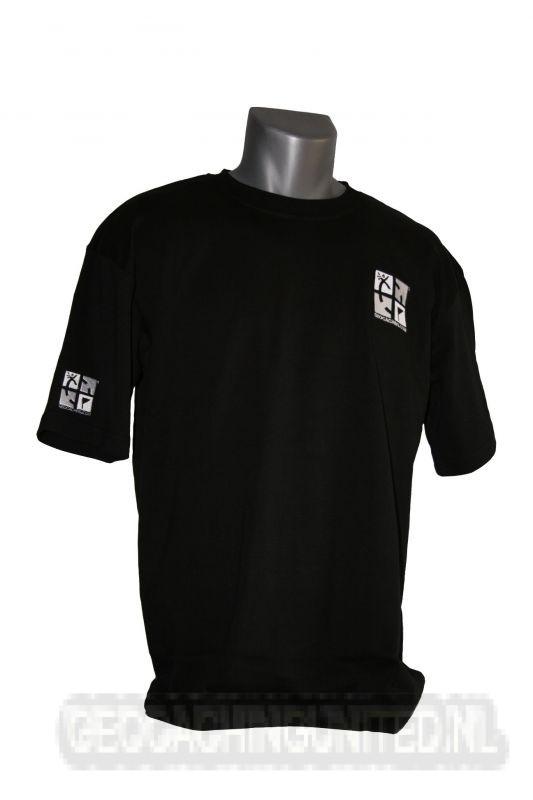 T-Shirt GC.com - Black