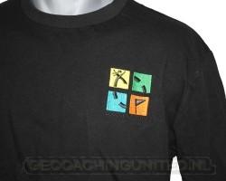 T-Shirt - GC.com - Colored - Medium