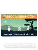 Groundspeak Premium lidmaatschap - 12 Maanden