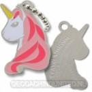 Travel Unicorn Tag