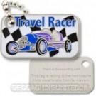 Travel Racer Antique Blauw