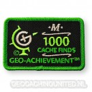 Patch 1,000 Finds Geo-Achievement