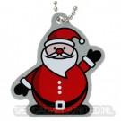 Santa Travel Tag