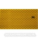 Reflector Foil 100 mm x 50 mm YELLOW (original 3M Scotch)